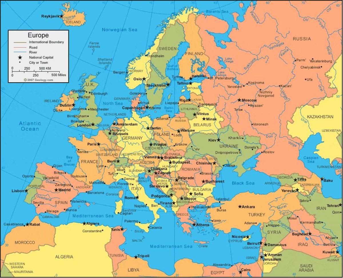 Karta Europa Turkiet.Karta Over Turkiet Och Europa Karta Over Turkiet Och Europa