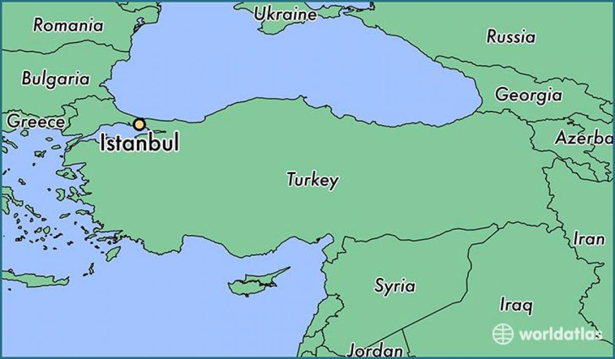 Atlas Karta Turkiet Karta 2020